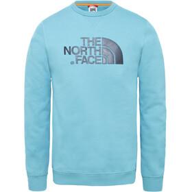 The North Face Drew Peak Crew Pullover Men storm blue